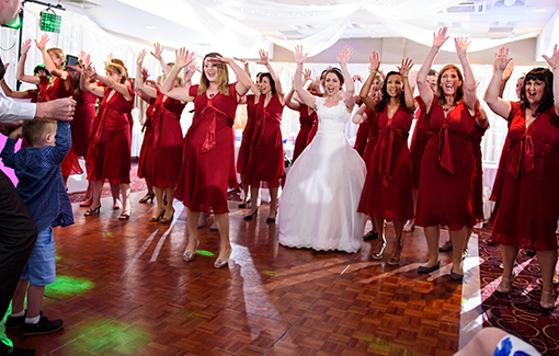Book Amersham A Cappella for your Wedding